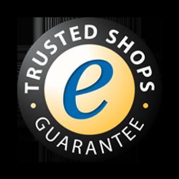 enverde ist Trusted Shops-zertifiziert